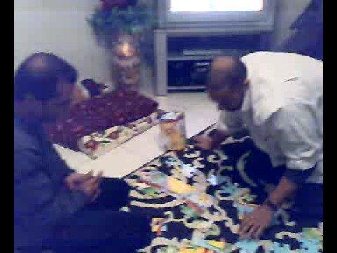 family puzzle time 'ohhh hum bhi pilot hain :p'