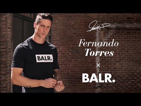 Fernando Torres X BALR.