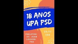 I. P. Pq. São Domingos - 23/11/2019 - 18 Anos UPA