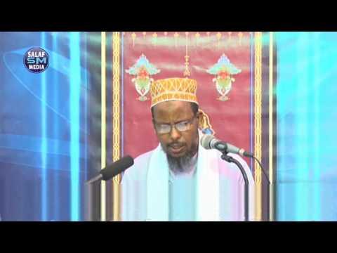 Adabul Mufrad D 55 aad || Sh Abdiqadir Boobe