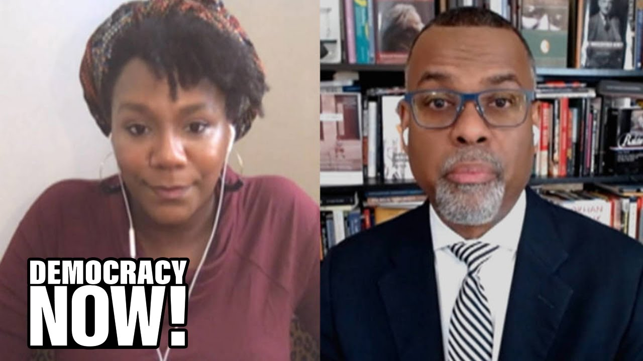 Bree Newsome & Prof. Eddie Glaude: The Black Lives Matter Movement Helped the Democrats Defeat Trump