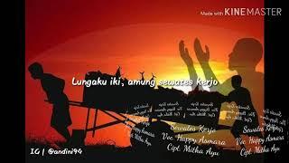 Sewates Kerjo - Happy Asmara Cipt. Mitha Ayu