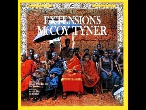 McCoy Tyner, Extensions 1972 (vinyl record)