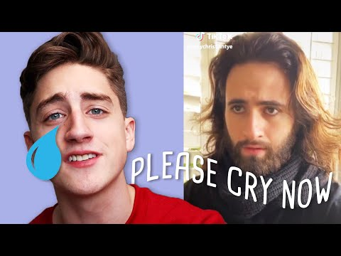 """Getting Deep With The """"Saddest"""" Videos On Tik Tok (Re-Uploaded Cuz Of Copyright [plus a new song])"""