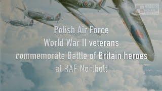 #BoBPoles: Polish Veterans at RAF Northolt