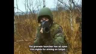 ГМ-94 - російський ручний гранатомет (англ Саби)