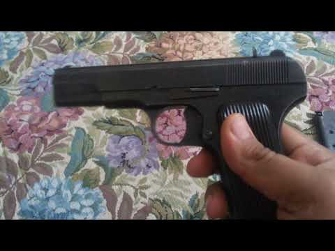 Tokarav Best norinco pistol in pakistan.. china made 30 bore.