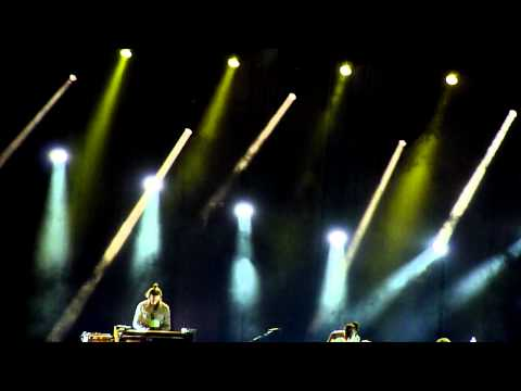 Fiona Apple - Shadowboxer (Greek Theatre LA 2012)