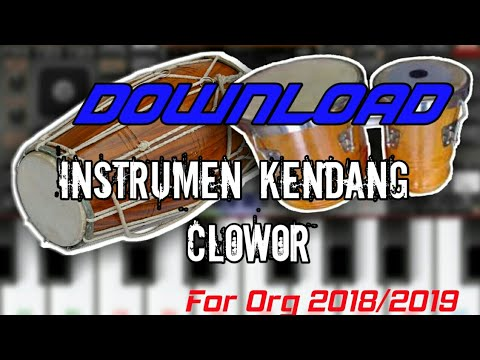 Free HD Instrumen | Kendang Clowor For Org