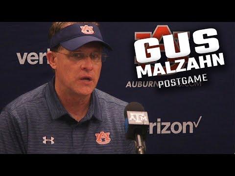 What Gus Malzahn said after Auburn's 42-27 win against Texas A&M
