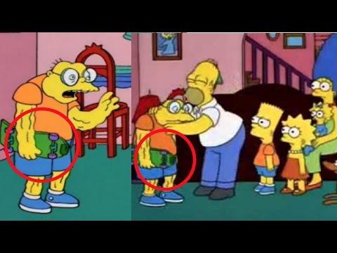 ¿Fuiste capaz de darte cuenta de este secreto en los Simpsons?
