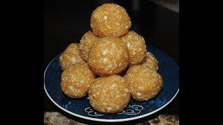 Amla Ladoo Recipe - Indian Gooseberry Ladu Recipe | Amla laddu | Amla Ladu