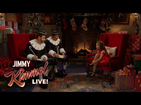 Download Youtube: Naughty or Nice with Jimmy and Guillermo