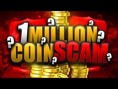 1 MILLION COIN SCAM! FIFA 15