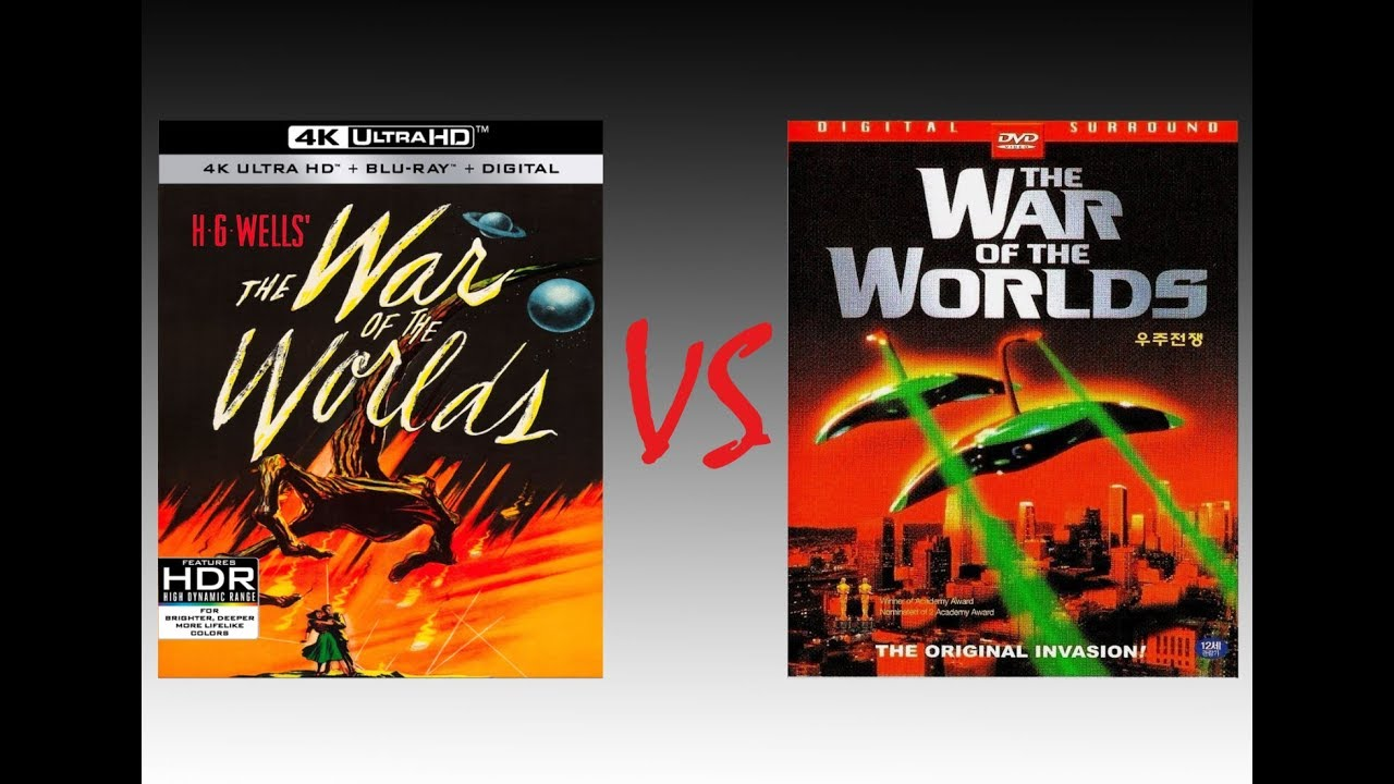 watch war of the worlds 1953 free