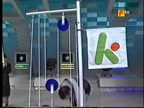The Krypton Factor 1988 Episode