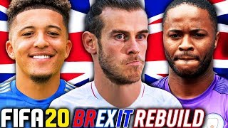 THE BREXIT REBUILD CHALLENGE!!! FIFA 20 Leicester Career Mode