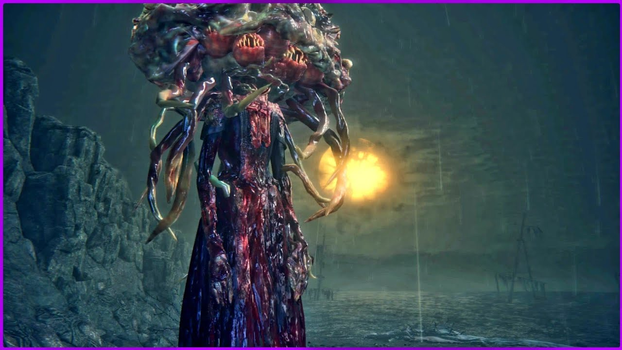 Bloodborne O Winter Lantern Frenzy Song Youtube
