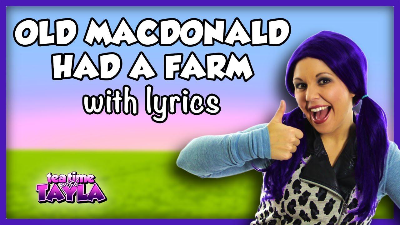 old macdonald had a farm video mp3 free download