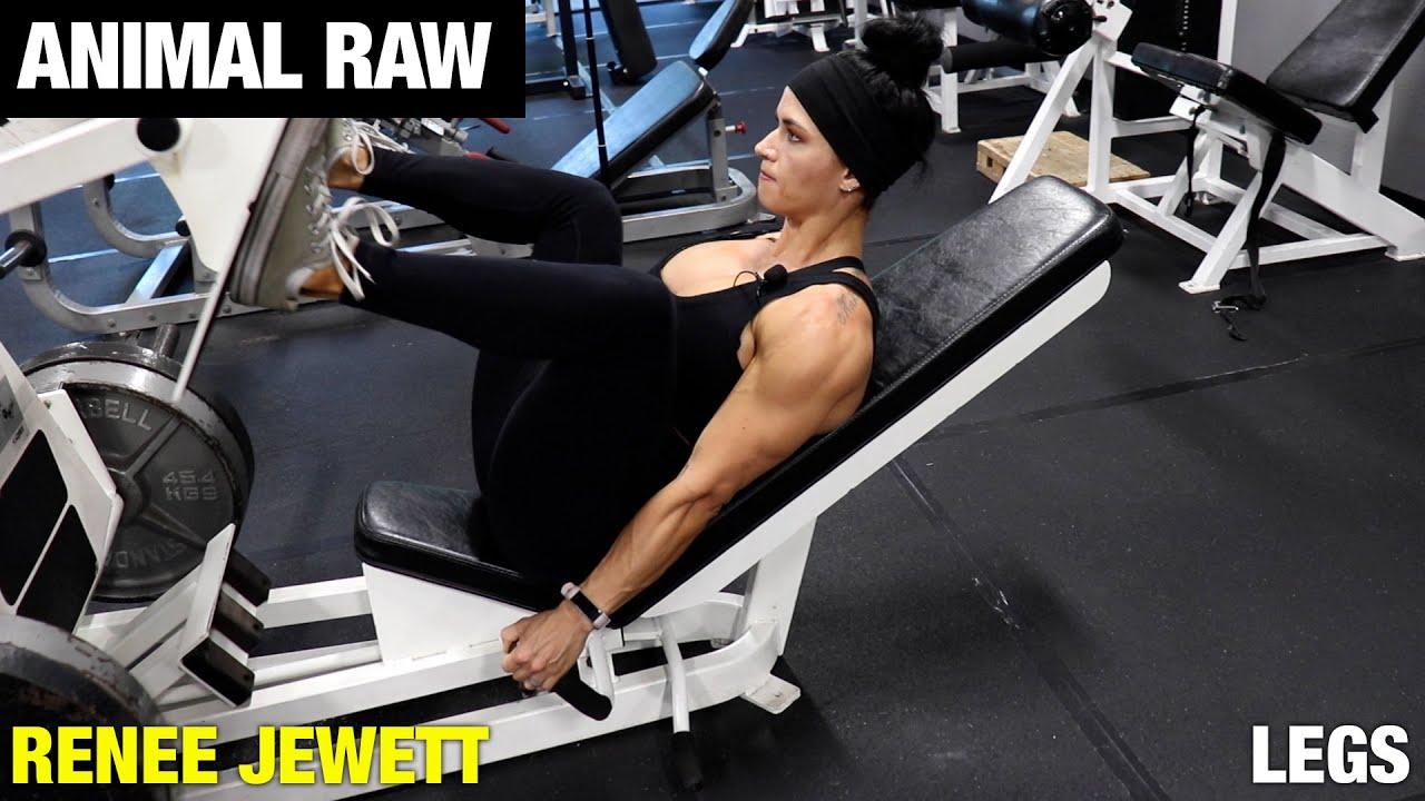 Animal Raw | Renee Jewett Legs
