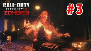 Black Ops 3 Zombies Shadows Of Evil First Attempts Part 3 - Exploring The Map