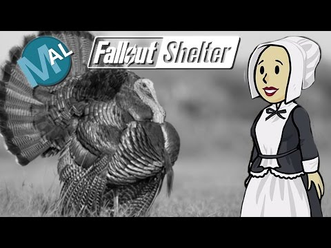 FALLOUT SHELTER | HAPPY THANKSGIVING | SPECIAL TURKEY DAY EPISODE