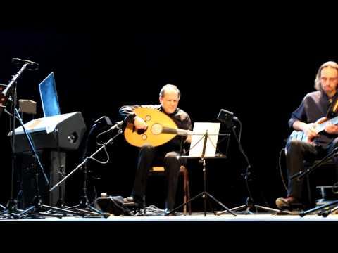 Anouar Brahem au Kef le 01/03/2014: The Lover Of Beirut.