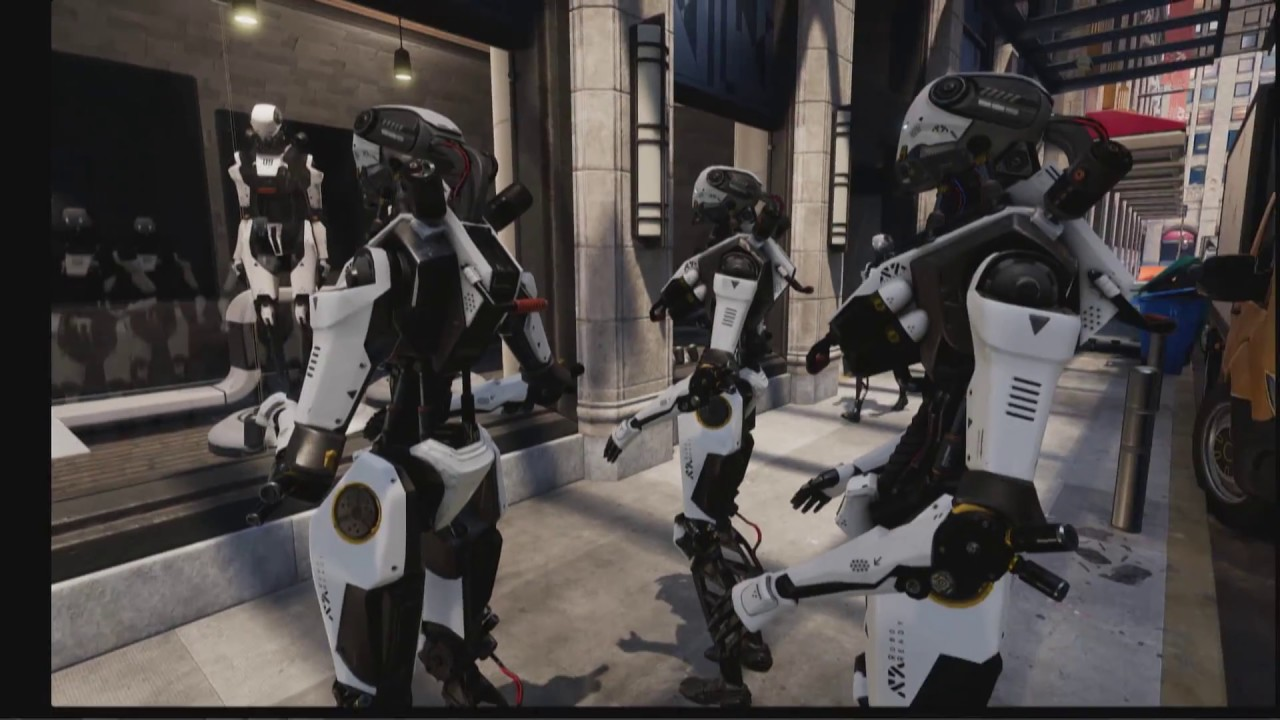 Making Robo Recall Cinematics with Sequencer | GDC 2017 | Unreal Engine - Making Robo Recall Cinematics with Sequencer | GDC 2017 | Unreal Engine