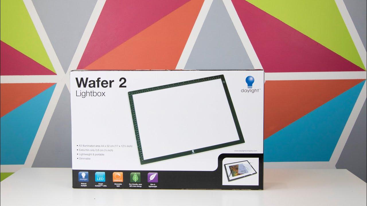 Unboxing Ultra Thin Light Box!