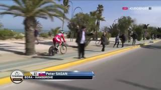 Who let the dogs out ???  Tirreno-Adriatico 2017 TT Peter Sagan