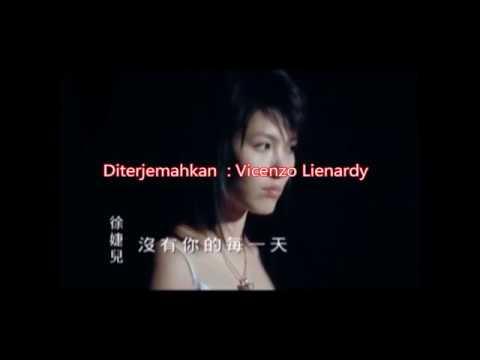Mei Yu Ni Te Mei I Thien (lirik Dan Terjemahan)