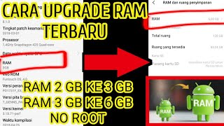 How To Upgrade 512Mb Ram To 1Gb Android