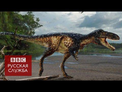 Узбекский динозавр - недостававшее звено эволюции тираннозавра