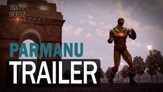 PARMANU and the Guardians of Delhi   RAJ COMICS FULL TRAILER   2017
