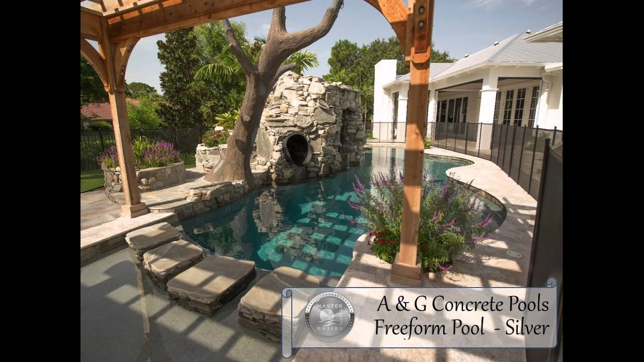 A G Concrete Pools 2017 Awards Video