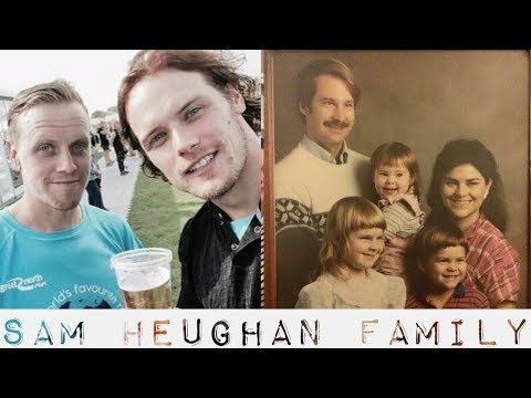 Sam Heughan's Family 2019 - Father Mother Brother - YouTube