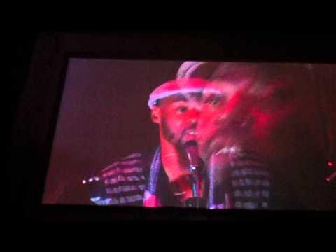 Mali Music - Misfit Tour 2011 - Seattle, WA -  Trust you More (Intro)