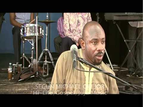 SEGUN MICHAEL OBEJOR - Hi-Life/Gospel/Juju Music