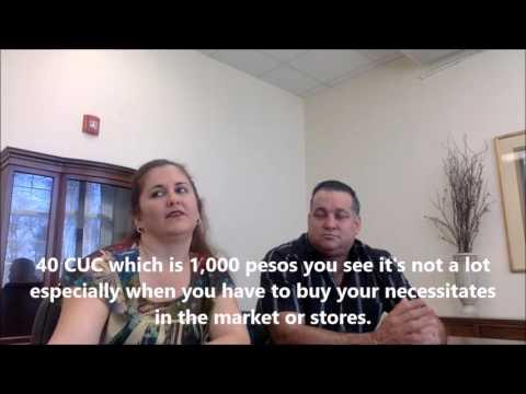 Cuban Refugee Interview
