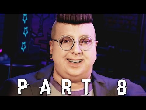 Watch Dogs 2 Walkthrough Gameplay Part 8 - NUDLE (PS4 PRO)
