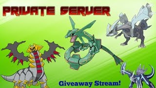 Roblox Project Pokemon Private Server CHRISTMAS LIVESTREAM!!!! Giveaways + Shiny Legendary hunting!