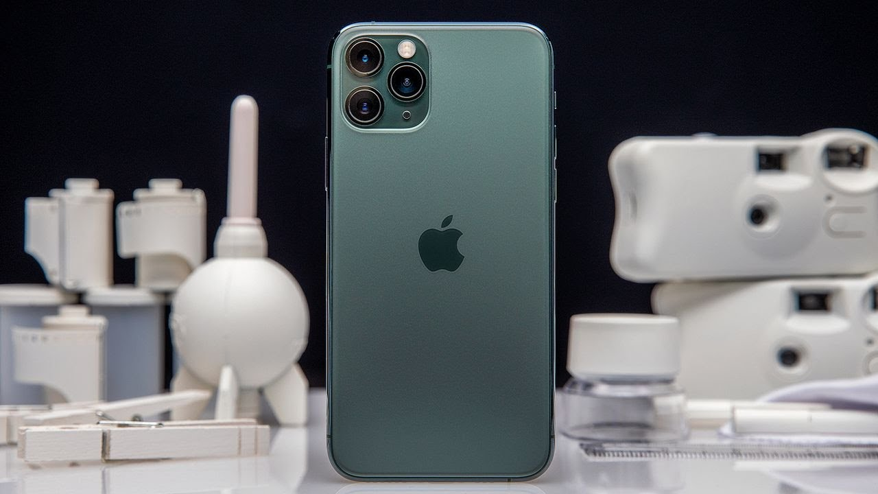 Iphone 11 Pro Review The Best Camera On A Phone Youtube