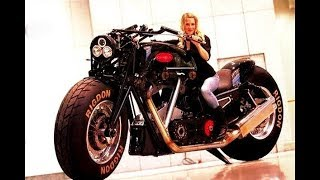 Top 13 Biggest Motorcycles !