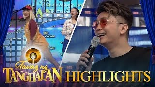 Tawag ng Tanghalan: Vhong notices Vice dances 'Otso otso' effortlessly