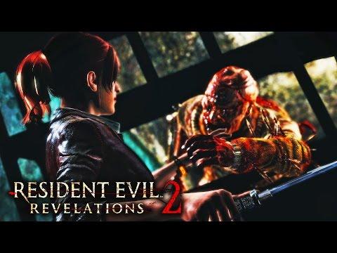 Resident Evil Revelations 2   EPIC Raid Mode Moments   Resident Evil Revelations 2 Funny Montage