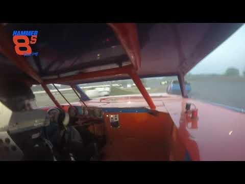 Oakshade Raceway Bomber Heat 2 7-13-2019