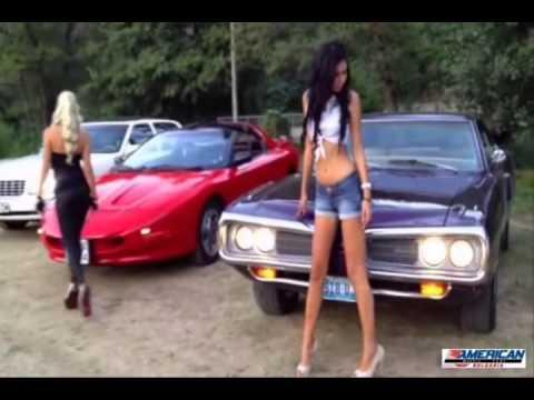 American Muscle Cars In Bulgaria 2012