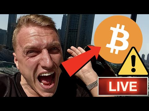 ALERT!!!! THIS BITCOIN MOVE IS DIFFERENT!!!!!!!!!! [here is what's next..]