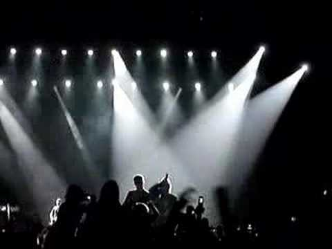 """U2 Clip of 'Streets"""" from NY or Montreal?? Great Energy!! (U2mart.com)"""