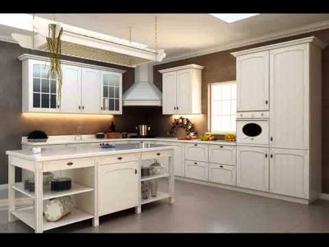 Refinishing interior kitchen cabinets interior kitchen design 2015 youtube Interior design kitchen paint colors